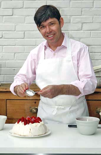 David Herbert is an author of recipes