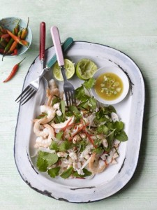 thai prawn salad 2