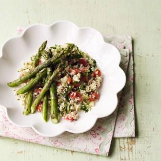 grilled asparagus salad